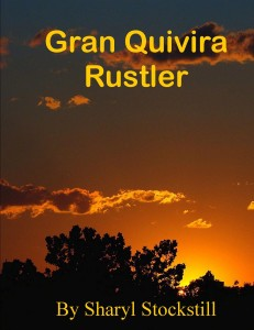 Book Cover for Gran Quivira Rustler